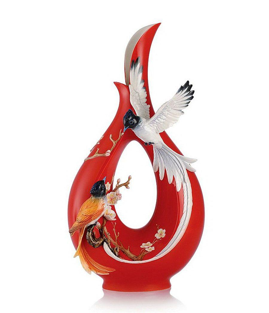 Декоративный китайский фарфор ручной работы | Franz Collection . Обсуждение на LiveInternet - Российский Сервис Онлайн-Дневников