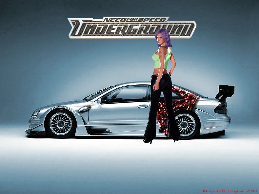 Need For Speed Underground Wallpaper 1024x768 Need For Speed
