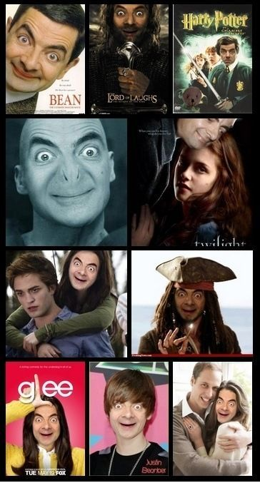 Mr. Bean is awesome.