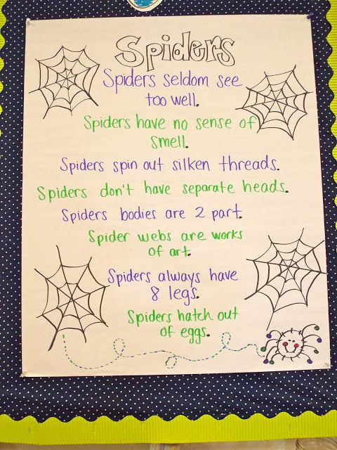October Mapped Out and Spiders! {and your chance to win ...