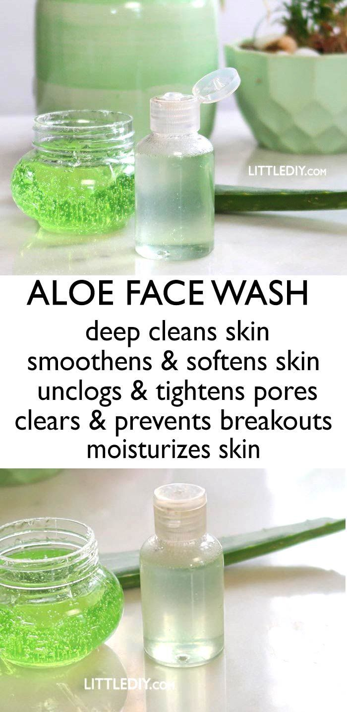 ALOE VERA GESICHTSWASCH   - Clothes, hair, makeup, etc. - #Aloe #Clothes #GESICHTSWASCH #hair #Makeup #Vera #diyskincare