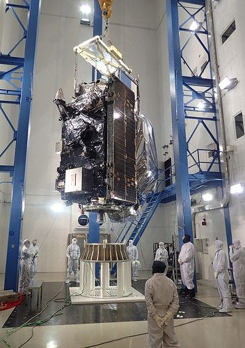 GOES-R in Acoustics Testing