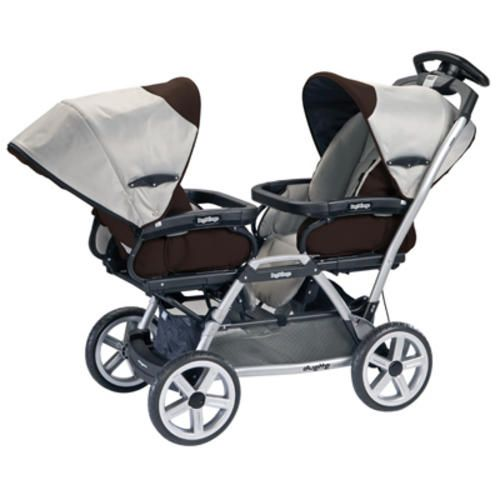Strollers For Twins Travel Systems Peg Perego Duette