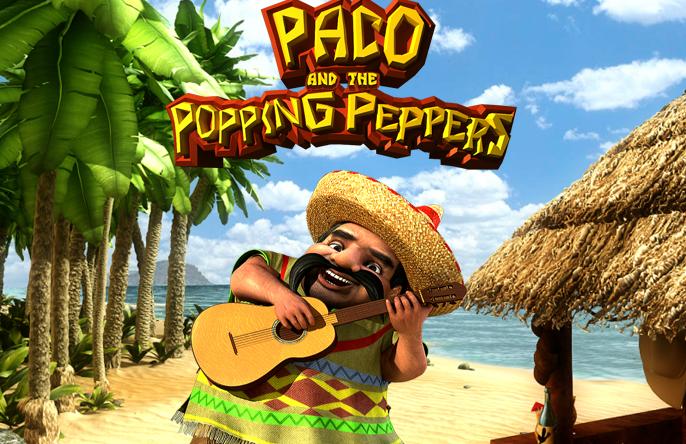 Игровой автомат paco and popping peppers игровые автоматы с колесом фортуны