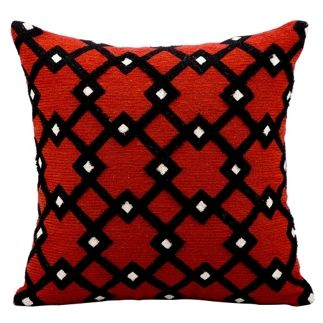 kathy ireland by Nourison Diamond Pattern Accent Pillow // Accent Pillow