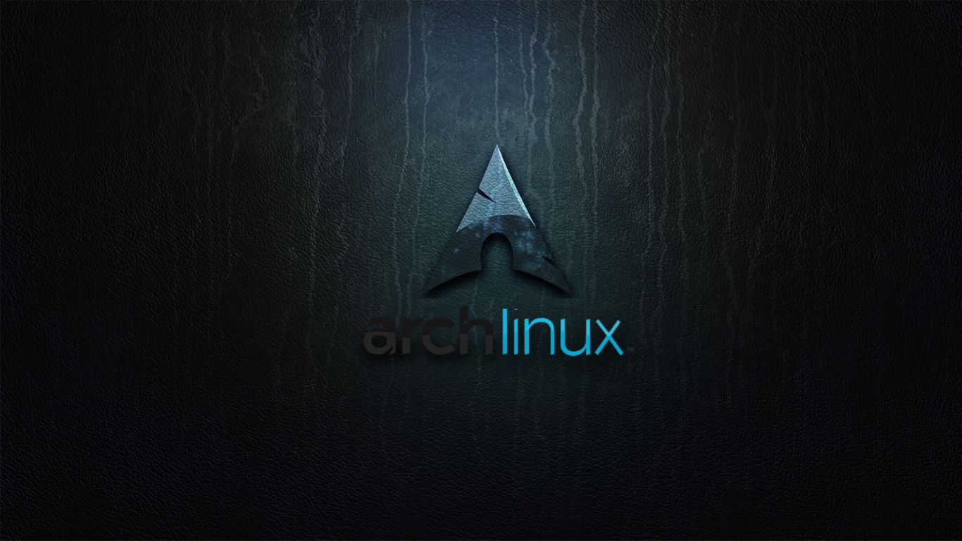 Clean Arch Linux Wallpaper