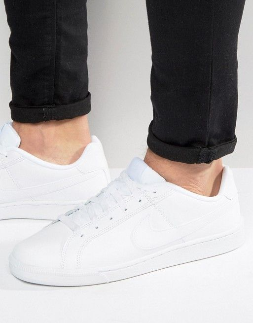 Descarte oveja dulce  Nike Court Royale Trainers In White | Preppy mens fashion, Latest fashion  clothes, Preppy style