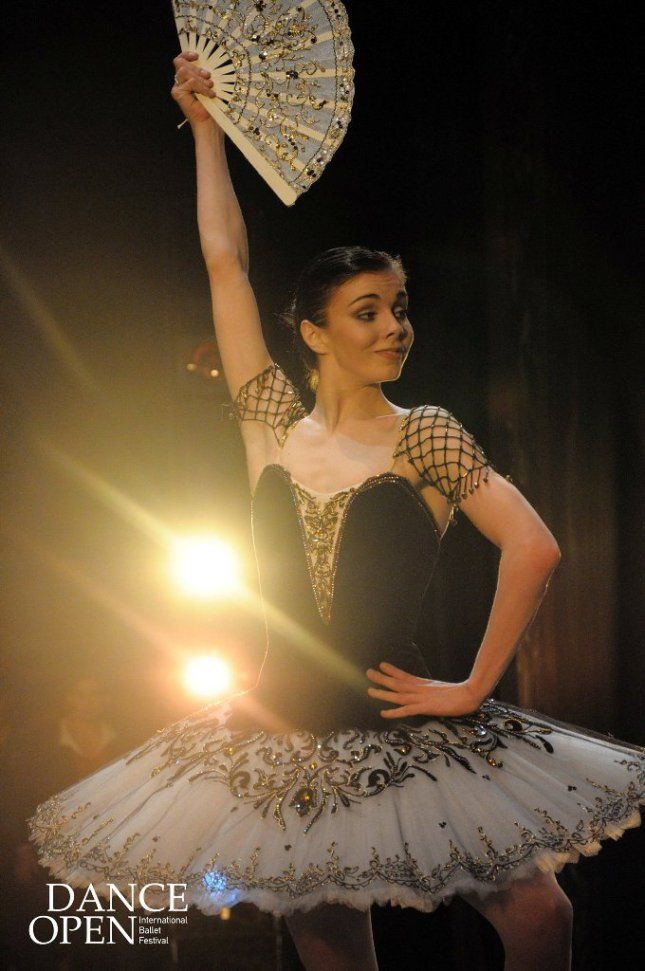 "© Vladimir Dorofeev Владимир Дорофеев  Natalia Osipova Наталья Осипова, ""Don Quixote"", 2011 Dance Open Ballet Festival"
