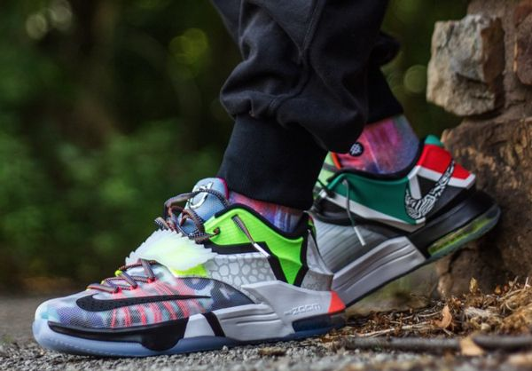Nike KD 7 What The KD Multicolor : où l'acheter ? | Sneakers