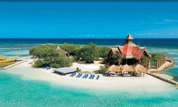 Sandals Royal Caribbean Resort and Private Island - Luxury Included in Caribbean Jamaica