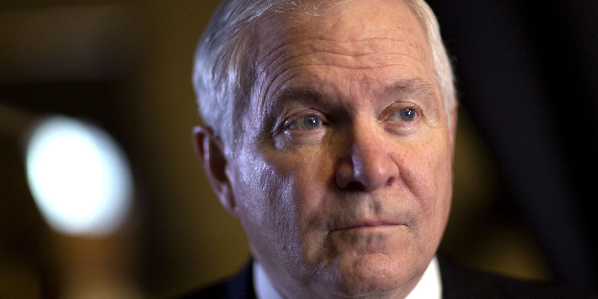 Robert Gates Is Not Impressed With Trump's Foreign Policy Approach
