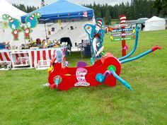dr seuss relay for life c&site ideas - Google Search & dr seuss relay for life campsite ideas - Google Search | relay for ...