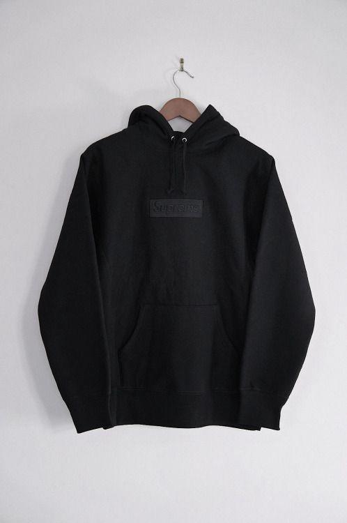 Box logo supreme hoodie  ec1022ecd4