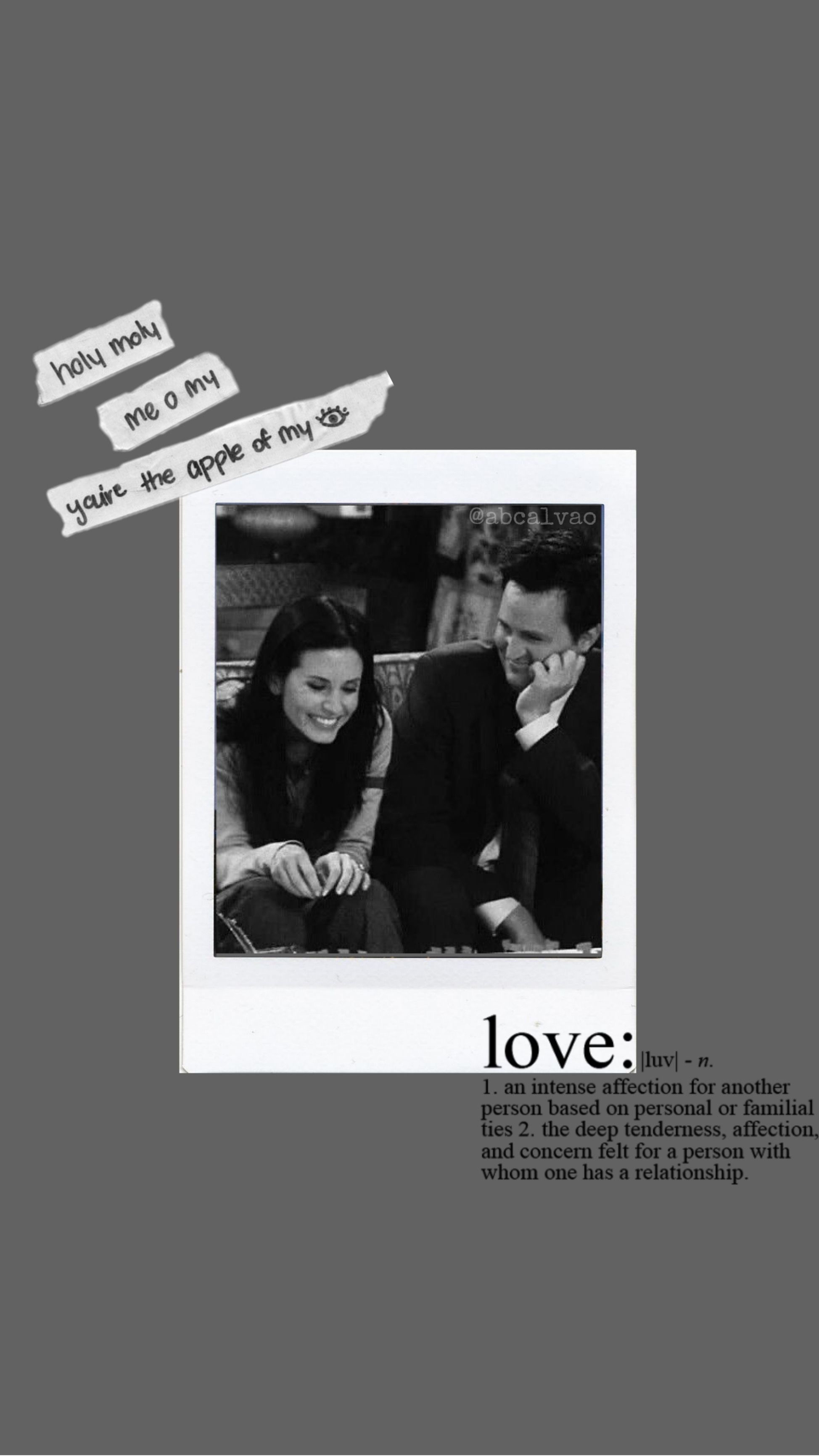 Mondler wallpaper - Friends