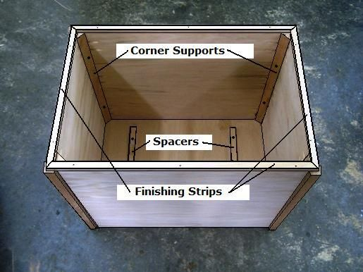 Free Firewood Storage Box Plans How To Build A Firewood Storage Box Firewood Storage Wood Storage Box Firewood