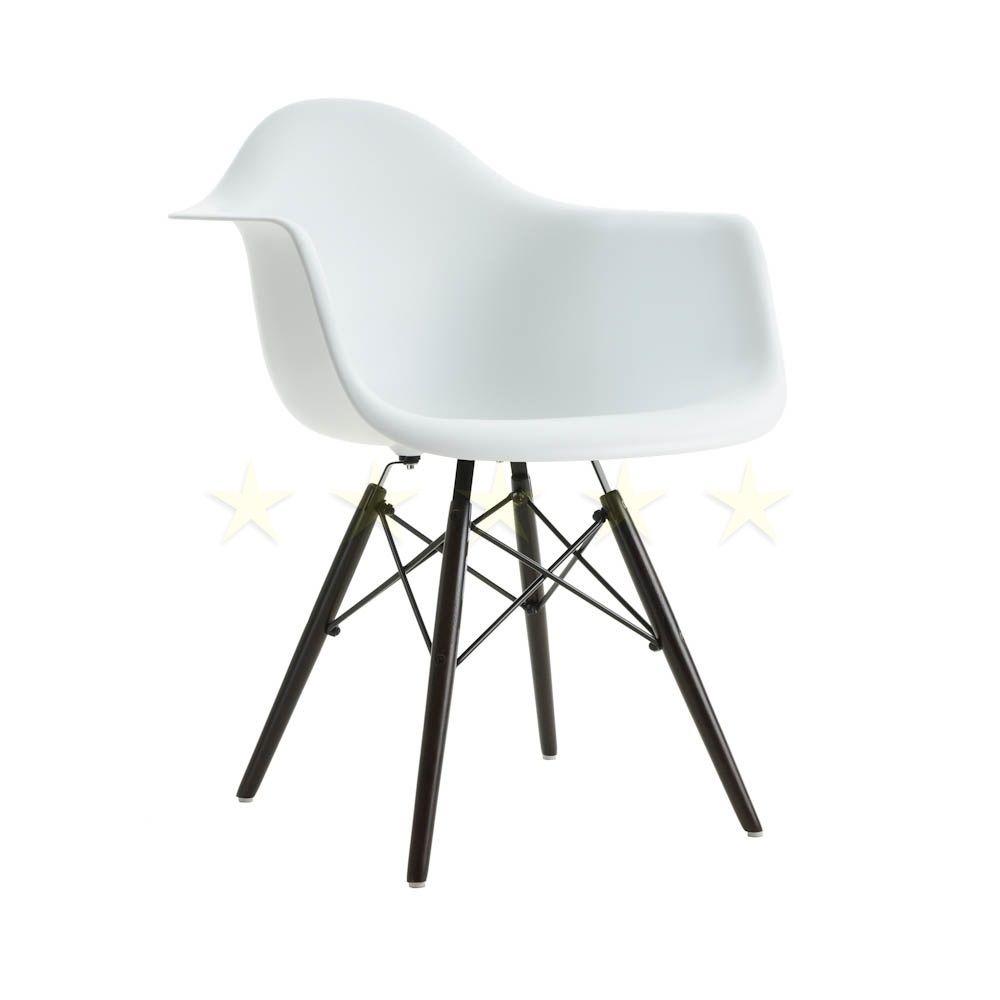 charles eames style daw eiffel stuhl in plastik weiss the designlover bauhausm bel und. Black Bedroom Furniture Sets. Home Design Ideas