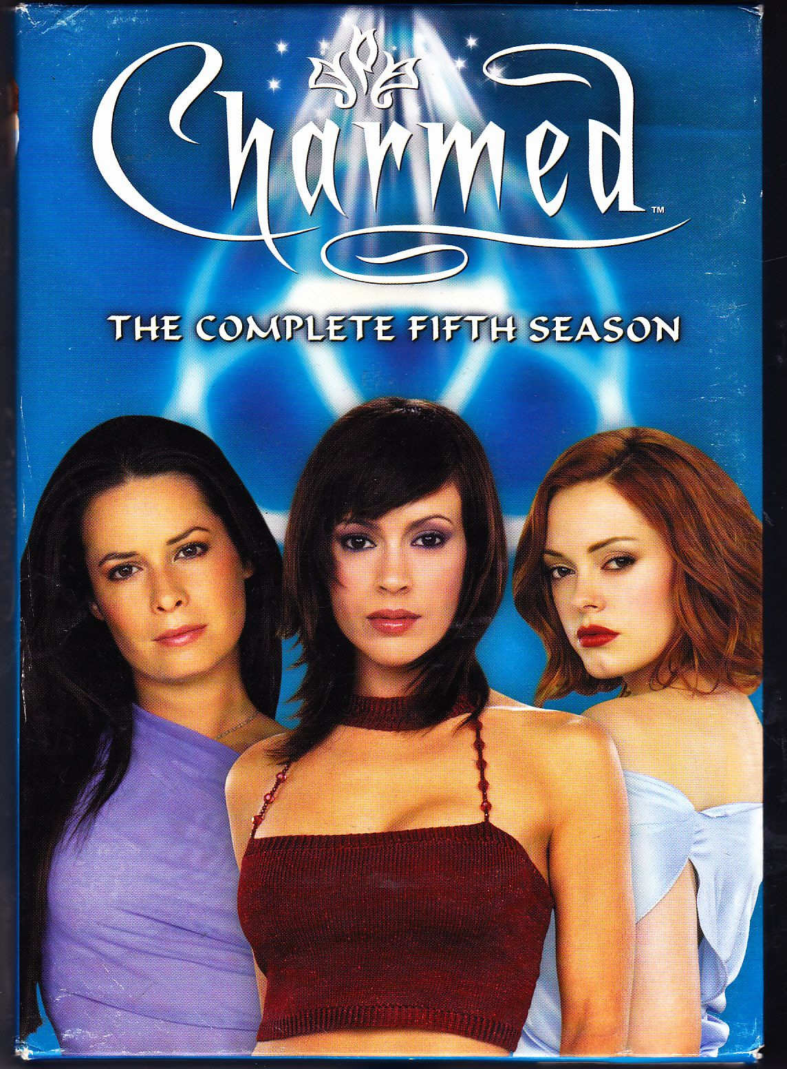 Charmed The Complete 5th Season Dvd 2006 6 Disc Set Very Good In 2021 Charmed Tv Dvd Seasons