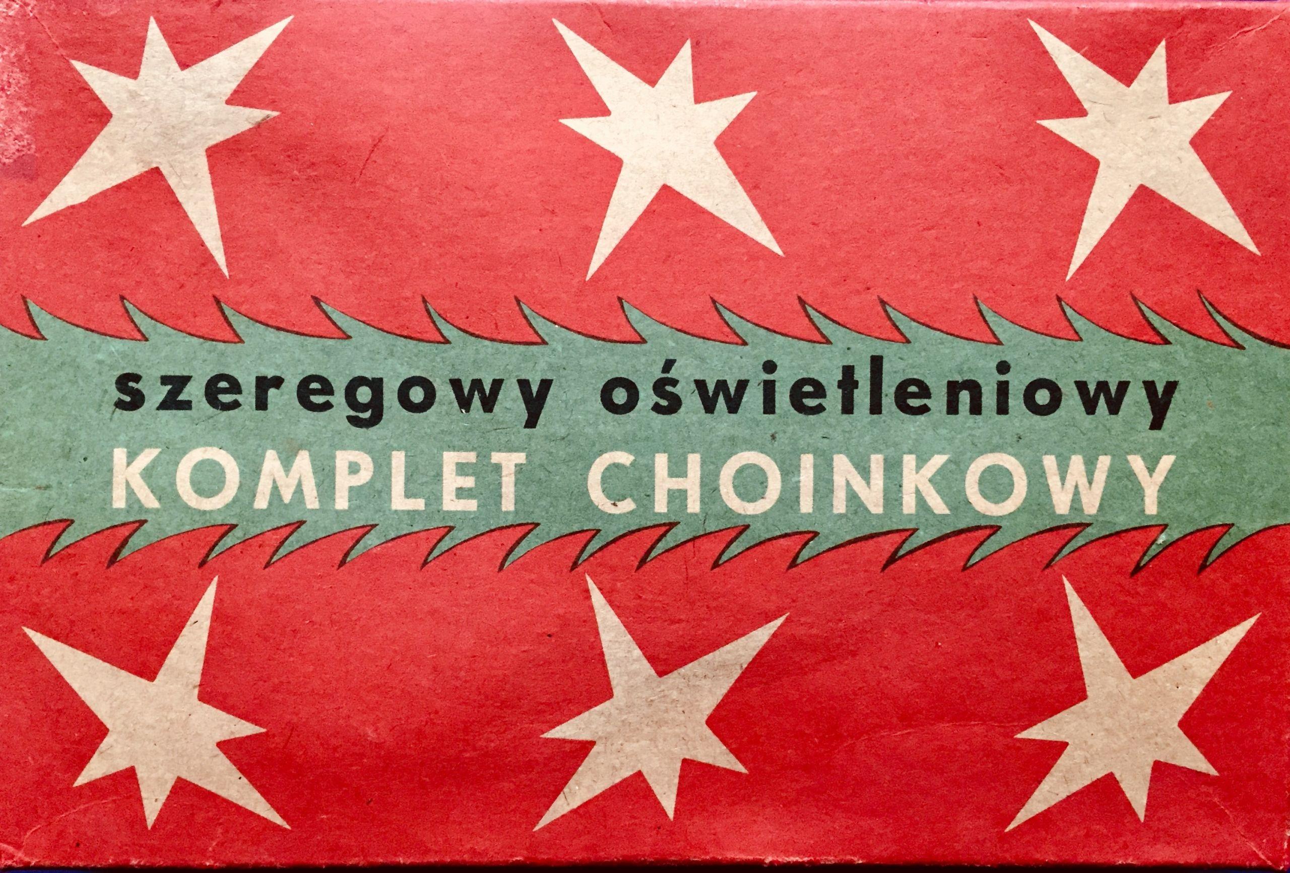 Lampki Choinkowe Z Czasow Prl Made In Poland 7713518793 Oficjalne Archiwum Allegro Novelty Sign Novelty Decor