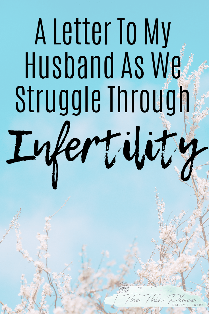 A Letter To My Husband As Our Marriage Struggles Through