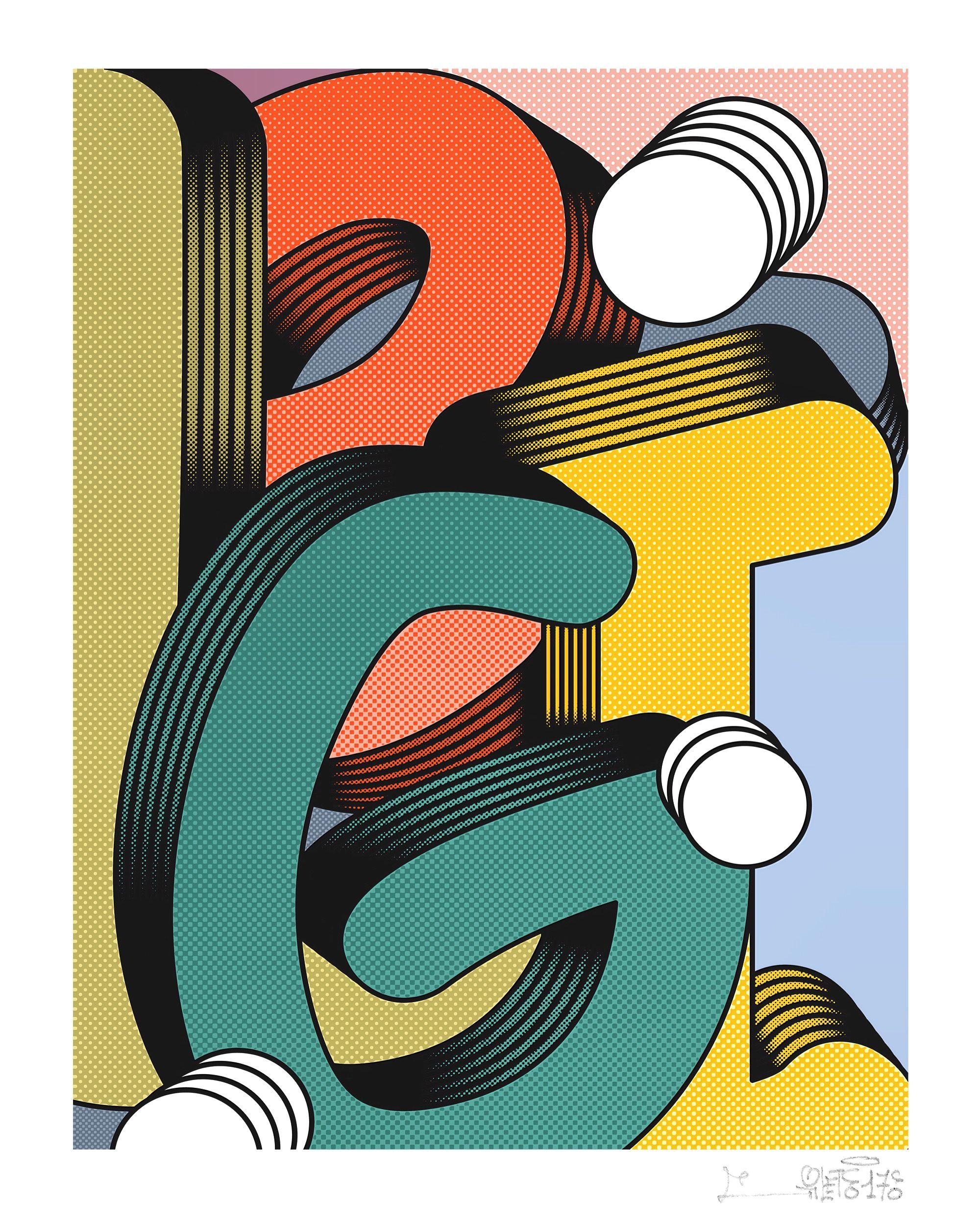 Legilet typography