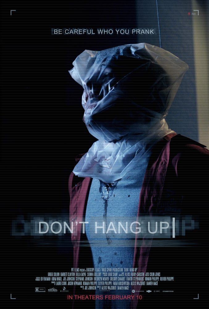 Don't Hang Up (2016)