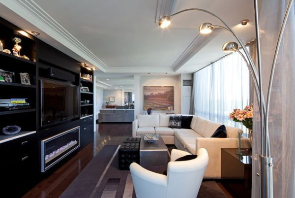 17 best images about living room on pinterest the long living rooms and bookcases - Long Living Room Design Ideas
