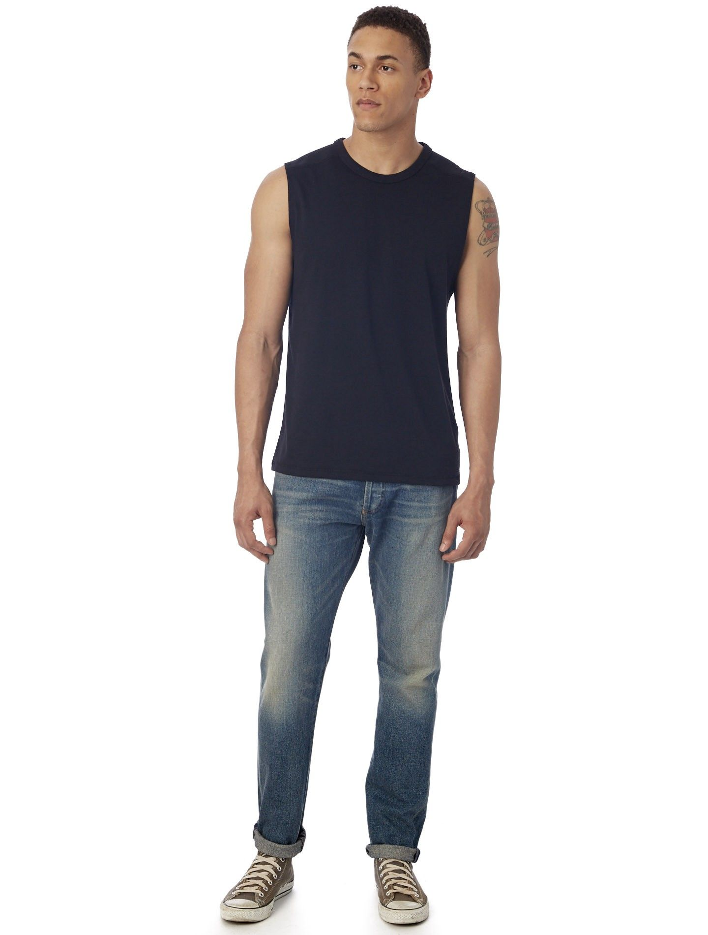 e021b241 Keeper Vintage Jersey Muscle Tank Top 0 star rating by Alternative ...
