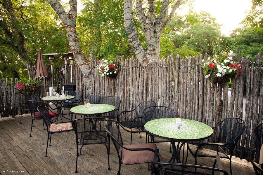 Restaurante Rustico Al Aire Libre Buscar Con Google
