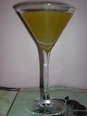 The Cocktailblog: Golden Daiquiri