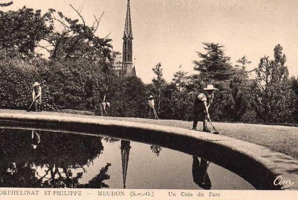 Parc de l'Orphelinat