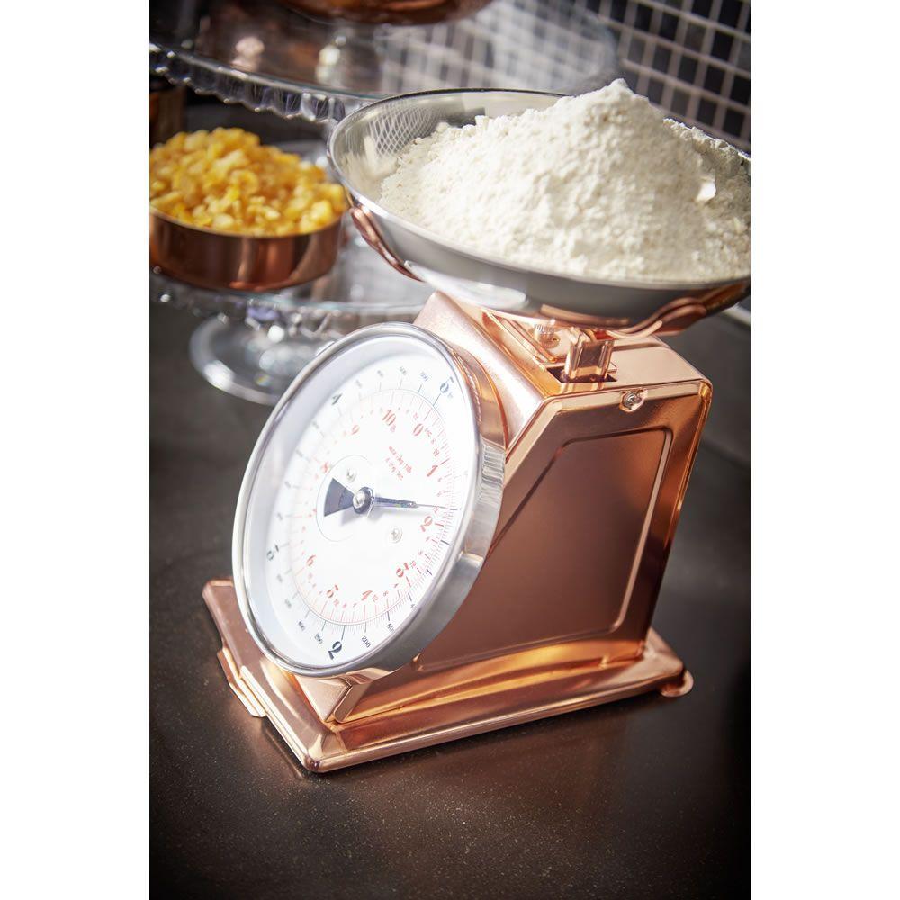Wilko Scales Copper Effect Image Copper Kitchen Copper Kitchen