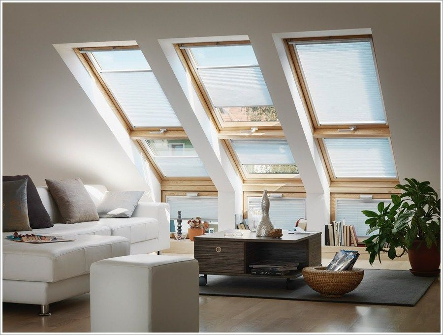 Velux dakramen under roof pinterest