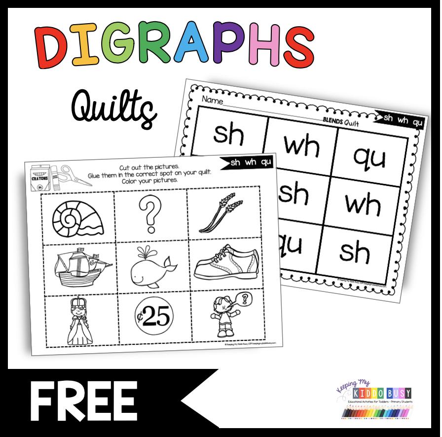 Fun Phonics Freebie For Kindergarten Worksheets And Activities And Assessments Phonics Freebie Phonics Phonics Lessons [ 886 x 896 Pixel ]