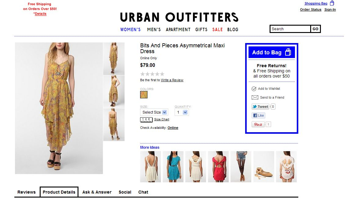 clothing design at urban outfitters  may 2012
