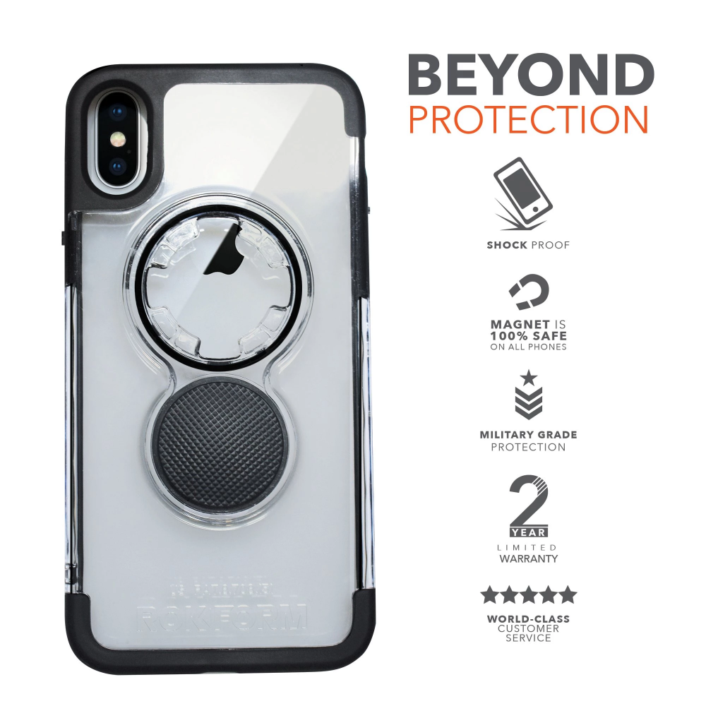 Crystal Case Iphone Xs X