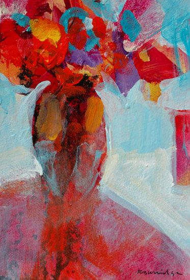'Floral Study 128' by Robert Burridge