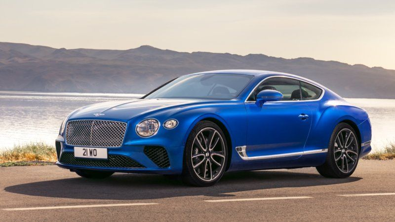 2019 Bentley Continental Gt Gets Stunning New Looks But Keeps Its