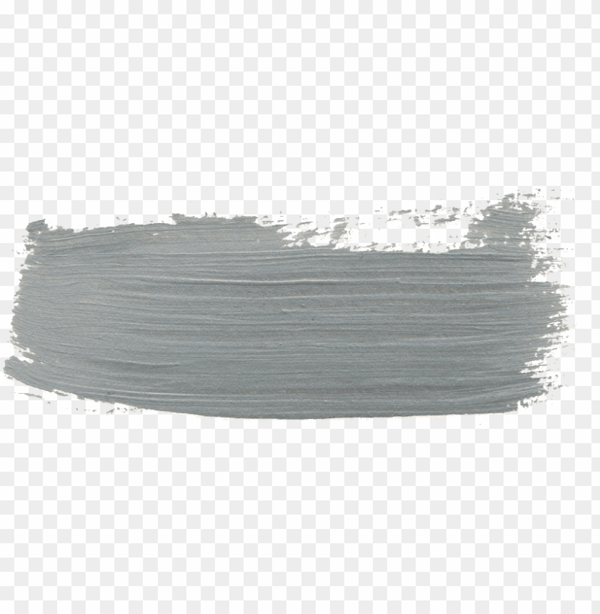 aint brush stroke png download - grey paint brush stroke PNG image with transparent background png - Free PNG Images