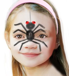 maquillage halloween enfant , Recherche Google