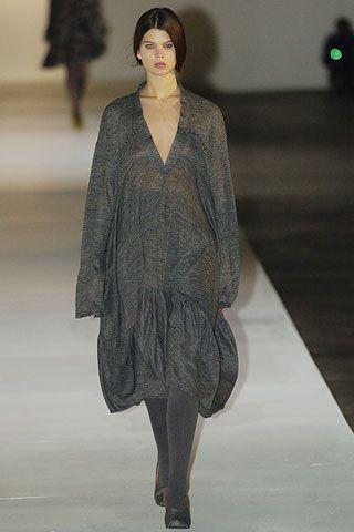 Fall 2005 Ready-to-Wear  Preen by Thornton Bregazzi  Model  Alexandra Tomlinson