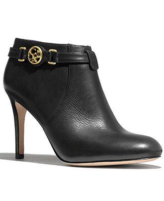 c17af141f1c3 COACH SALENE BOOTIES - All Women s Shoes - Shoes - Macy s