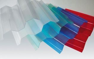 Rockwell Glazing Solutions | Profiled Multiwall Polycarbonate Sheet