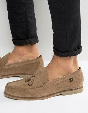 Men Trainers Farah Strutt Tassel Loafers
