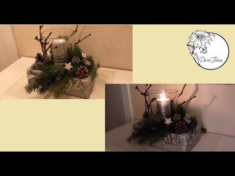 DIY: Winterdeko, Weihnachtsdeko selber machen (have fun) | Deko Jana