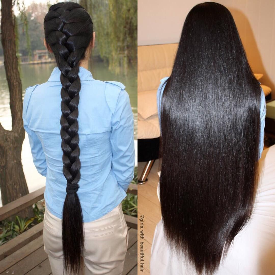 Pin By Chaloempol Merod On Excessively Long Thick Hair Very Long Hair Long Hair Girl Super Long Hair