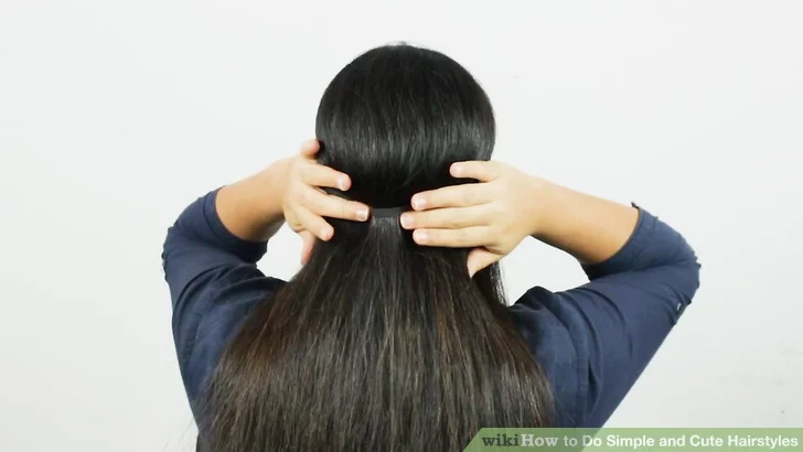 How To Do Simple And Cute Hairstyles In 2020 Easy Hairstyles For Long Hair Easy Hairstyles Easy Hairstyles For School