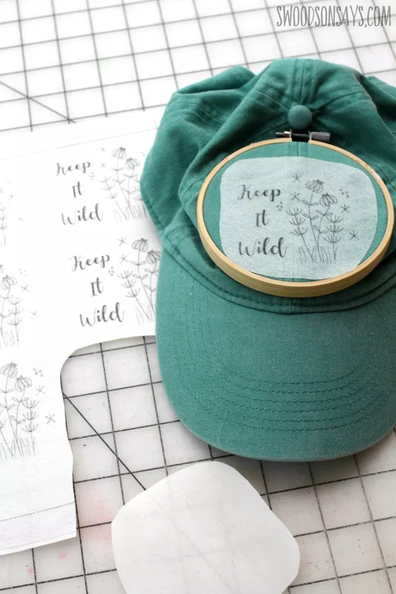 How To Embroider A Hat By Hand Embroidered Hats Ideas How To Embroider A Hat Hat Embroidery