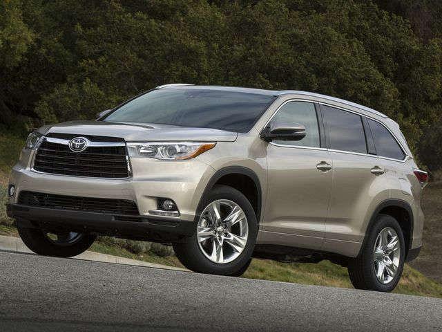 Marvelous U0027Consumer Reportsu0027 Hails Toyota Highlander As Top SUV Via @USATODAY. U0027