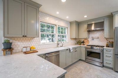Unexpected Kitchen Reno, Pensacola, Fl - Refined House ...