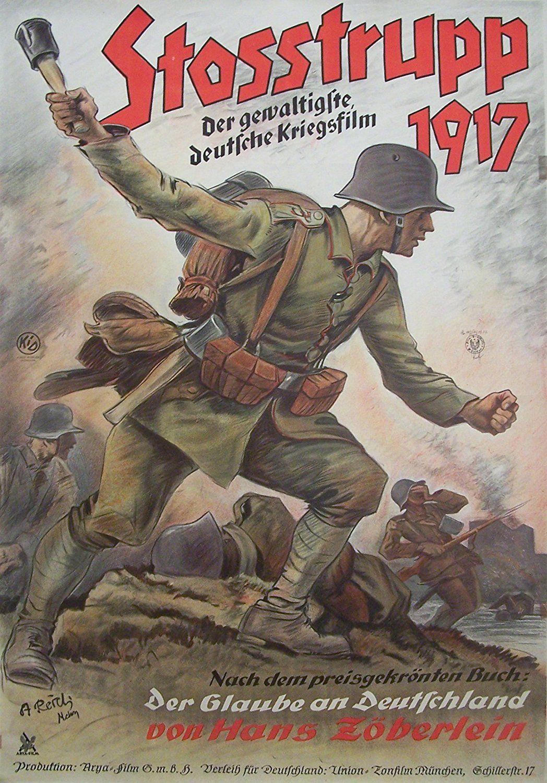 Stoßtrupp 1917 (1934) | History - WWI | Wwi, World war one ...